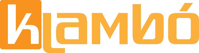 Klambó logó, wordpess tárhely, weboldal készítés